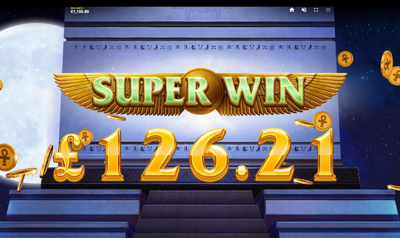 Wings of Ra RTP: This intriguing slot has an RTP of 95.69% and the betting range is between $0.10 and $20 per spin.