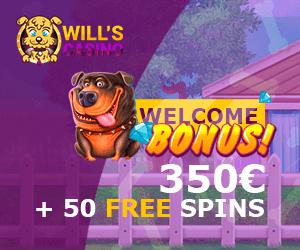 Will's Casino Bonus