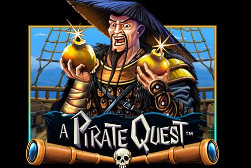 A Pirate Quest Slot