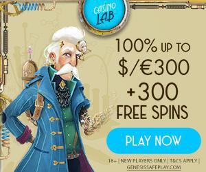 Casino Lab Bonus