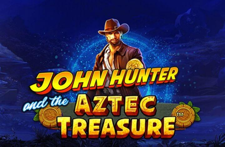 John Hunter and the Aztec Treasure is a new slot in 2021