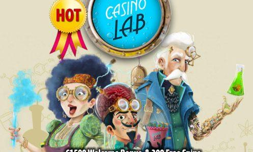 Casino Lab Promotional Banners