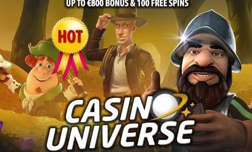 Casino Universe Promotion