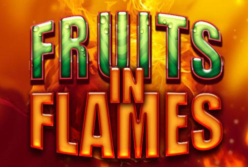 Fruits In Flames Slot
