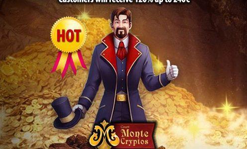 Monte Crypto Casino Promo