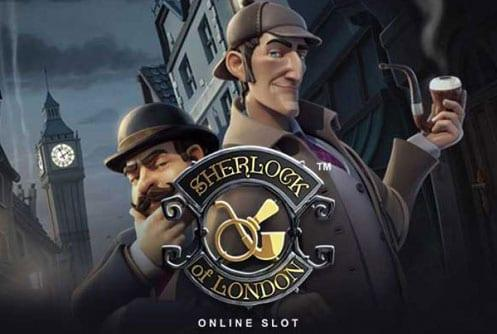 Sherlock of London Slot