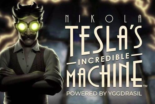 Nicola Tesla's Incredible Machine Slot