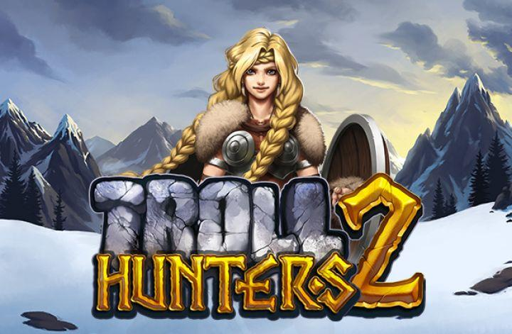 Join the latest NetEnt adventure in Troll Hunters slot