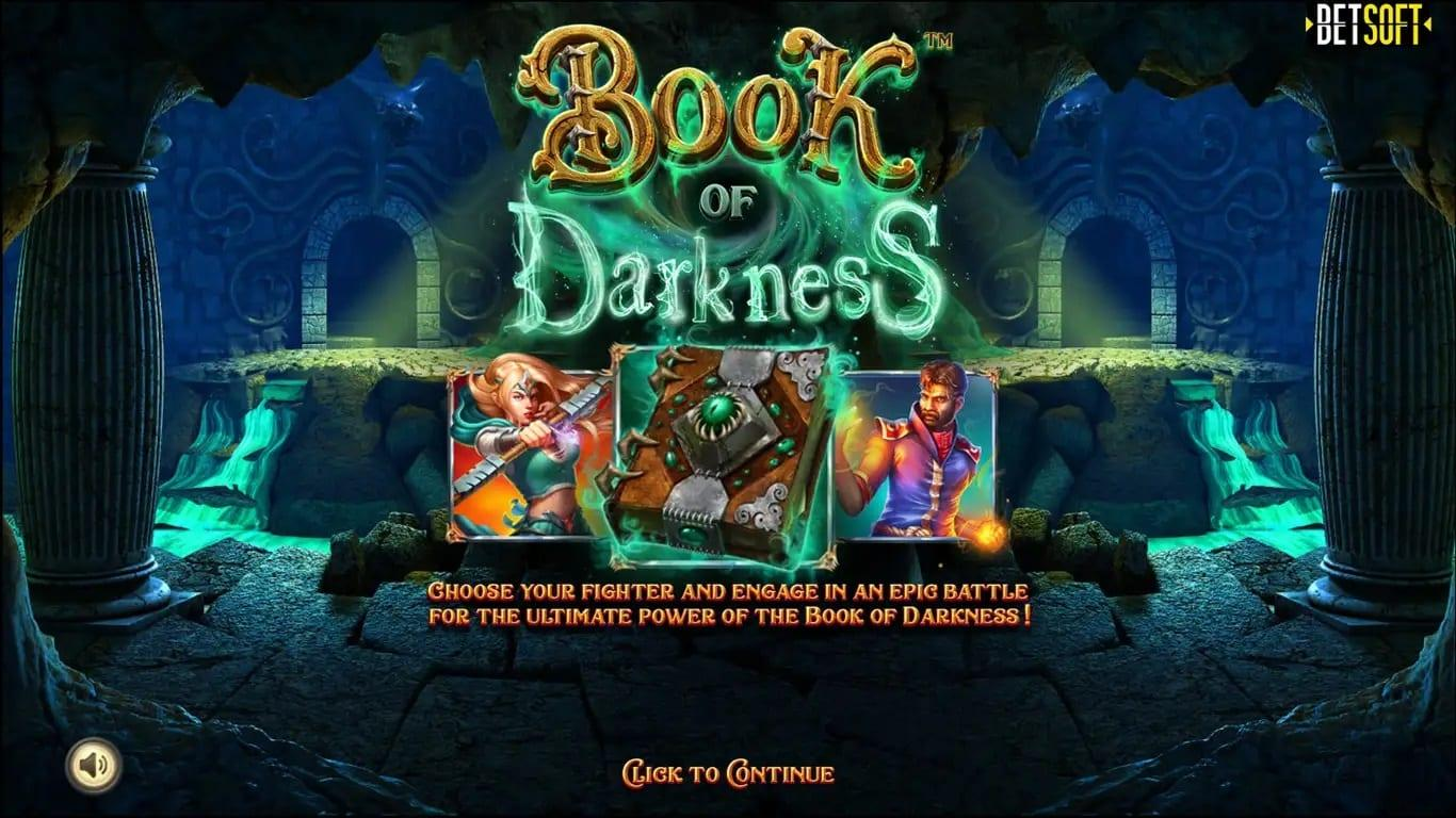 Book of Darkness Slot Return to Player: 96.48%