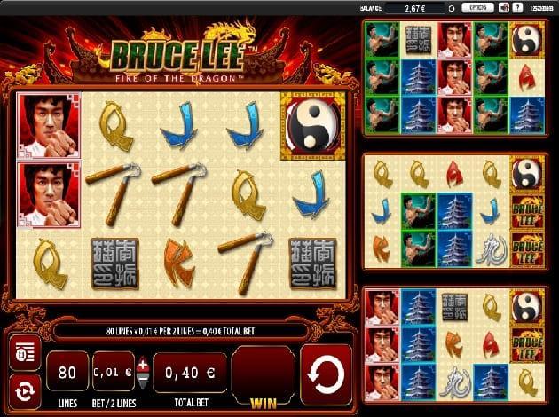 Bruce Lee Slot RTP