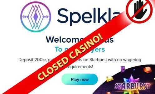 Closed Spelklart