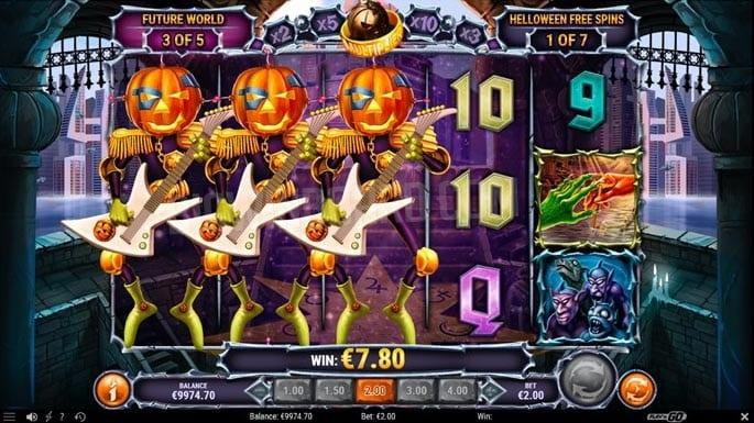 Helloween Slot Return to Player: This intriguing slot is going to have an RTP of 96.2% and a betting range between $0.20 and $100 per spin.