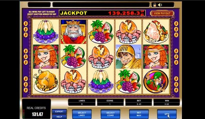 King Cashalot Slot Return to Player: The RTP rate of this Microgaming title is 91%, which is on the low side. However, this score is quite high for a game with Progressive Jackpot.