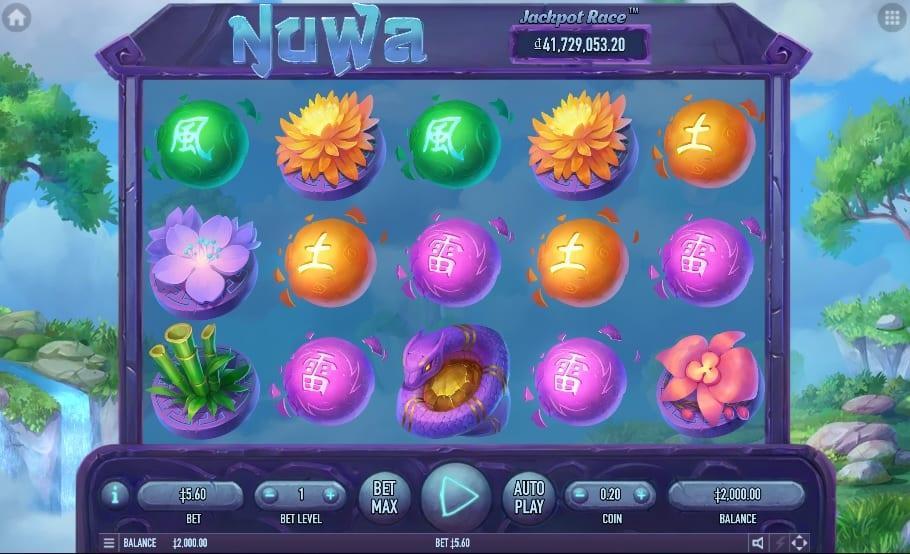 Nuwa Slot RTP