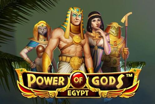 Power of Gods: Egypt Slot