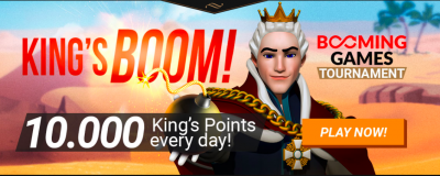 King Billy Is Giving Away 10,000 King's Points Every Day