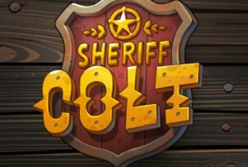 Sheriff Colt Slot