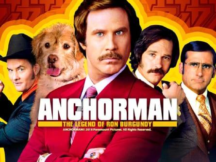 Anchorman: The Legend of Ron Burgundy Slot Review