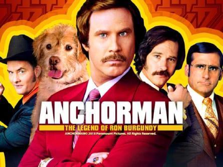 Anchorman: The Legend of Ron Burgundy Slot