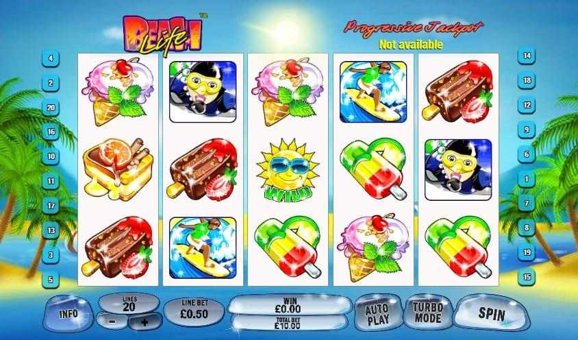Beach Life Slot Symbols Explained: In Beach Life Jackpot there are three special symbols that will grant you access to the largest bonuses.