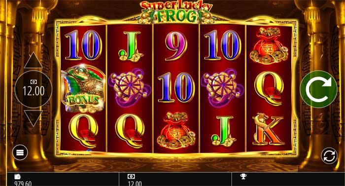 Super Lucky Frog Slot Return to Player: At the moment, this game holds an RTP percentage of 93.00% which in the slot community is perceived as being quite low, but nevertheless that is something commonly found with slot games that have progressive jackpots.