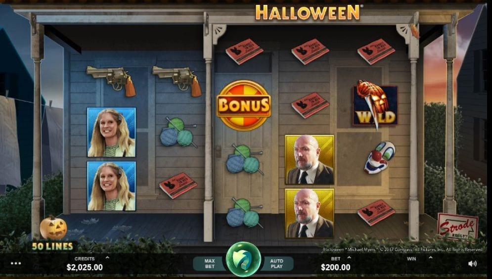 Halloween Slot Return to Player: This exceptional online slot has an RTP of 97% and a betting range which varies from 0.50 to 200.