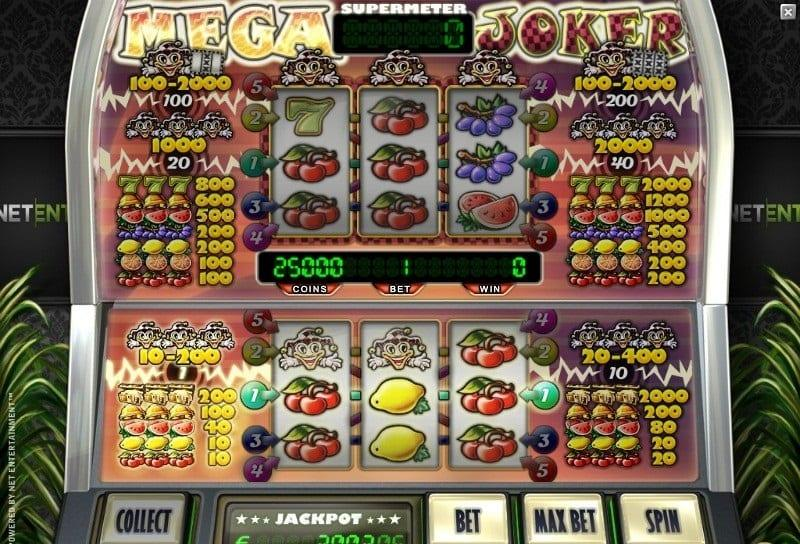 Mega Joker Jackpot Slot Return to Player: This intriguing online slot comes with an RTP of 99% and a betting range which varies between 1 and 10 coins per spin.