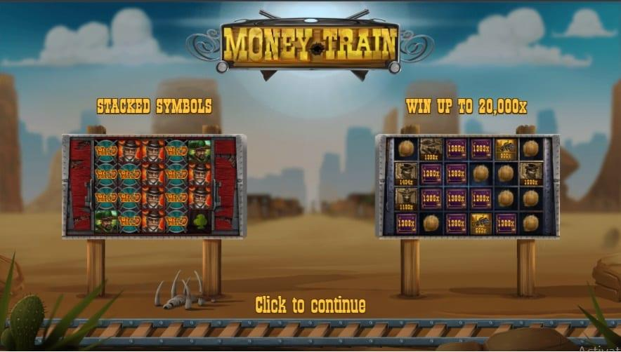 Money Train Slot Return to Player: This breathtaking slot game has an exceptional RTP equal to 98% and you can spin away with a wager ranging between $0.20 and as much as $50.