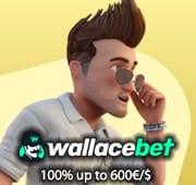 Wallacebet Casino Box Banner