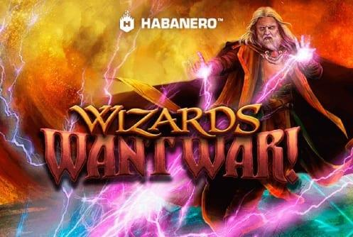 Wizards Want War Slot Review