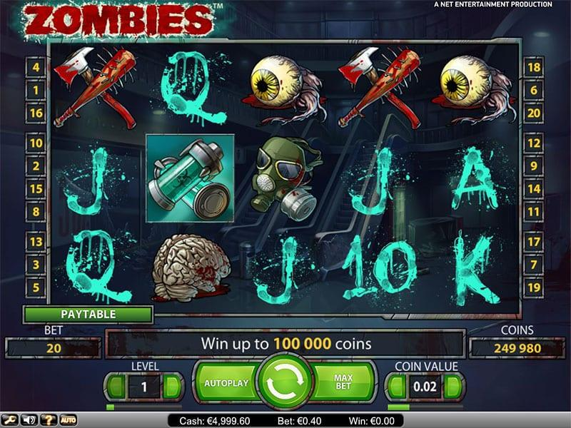 Zombies Return to Player