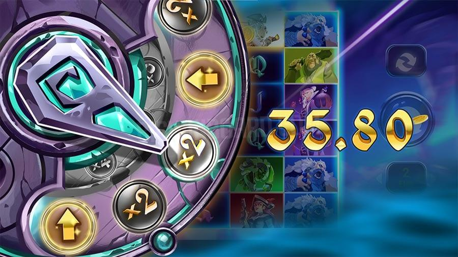 BountyPop Slot RTP: This astonishing online slot comes with an RTP of 96% and the ability to bet between $0.20 up to $20 credits per spin.