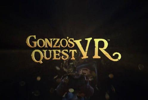 Gonzo's Quest VR Slot