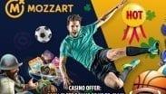 Mozzart Casino Offer