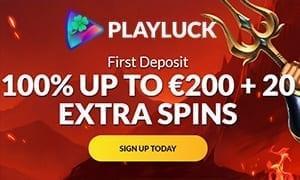 Playluck Bonus