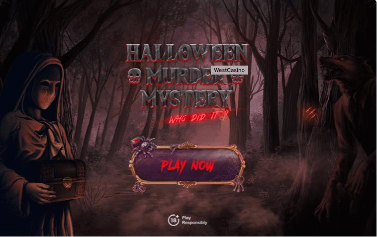 Halloween Murder Mystery at WestCasino