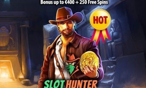 Slothunter Casino Promo