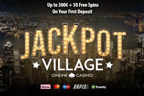 Jackpot Village Casino Bonus