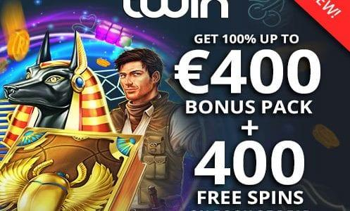 Twin Casino Welcome Bonus
