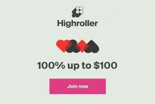 HighRoller Casino Promo