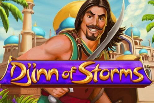 Djinn Of Storms Slot