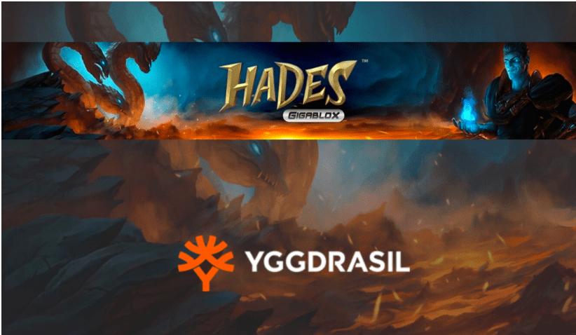 Hades Slot by Yggdrasil