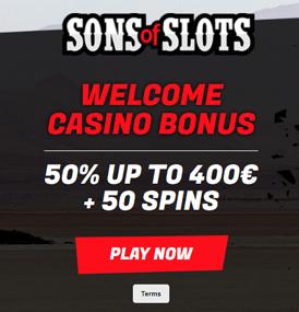Sons Of Slots Bonus