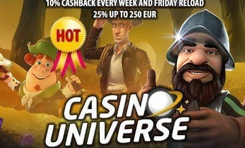 Casino Universe Promo