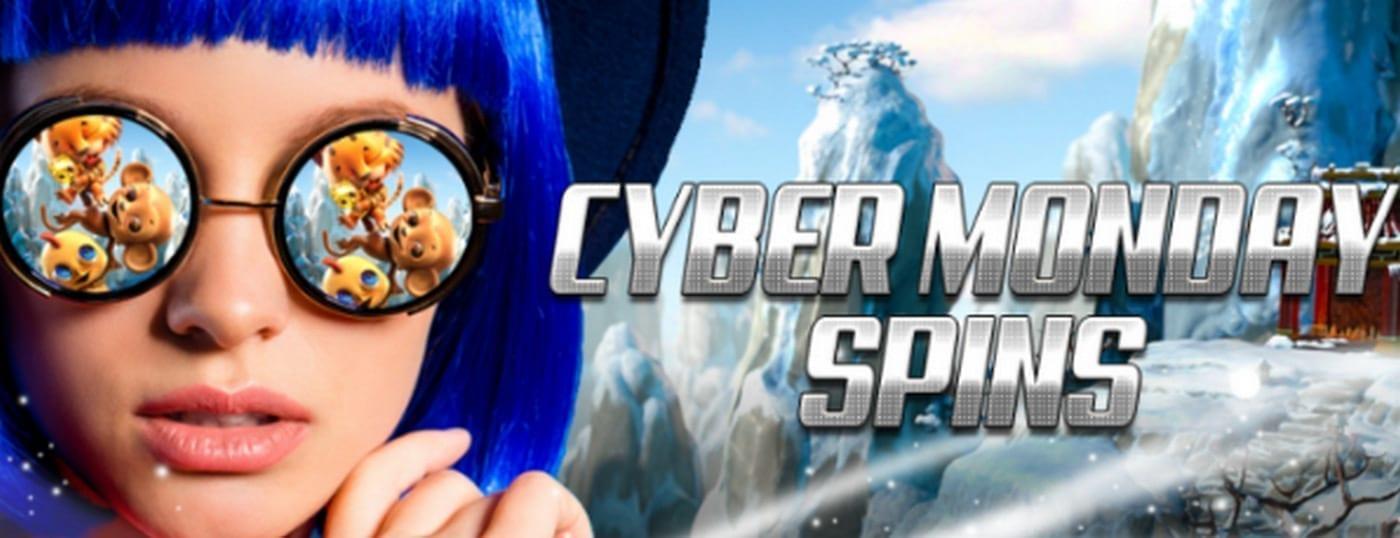 Cyber Monday Casino Bonuses