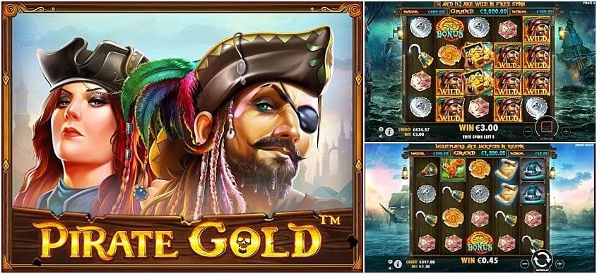 Pragmatic Play: Pirate Gold Deluxe