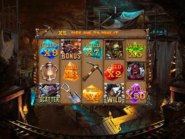 Goblin Mine Slot RTP: As far as the Goblin Mine Slot is concerned, the TIDY's title has a 95.75% RTP, which is decent in our opinion.