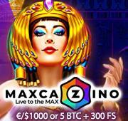MaxCazino Box