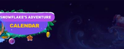 Loki Casino; Snowflake's Adventure Calendar
