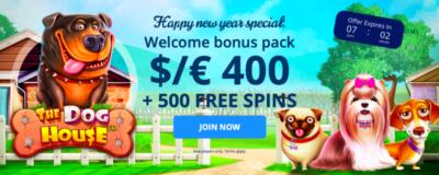 Twin Casino Bonus Offer
